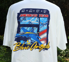 Blue Angels Collage Adult Tee
