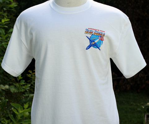 Blue Angels Radar Scope Adult Tee