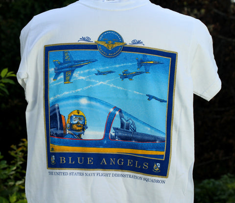 Blue Angels 100th Anniversary of Flight Youth Tee Shirt