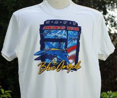 Blue Angels Collage Youth Tee Shirt