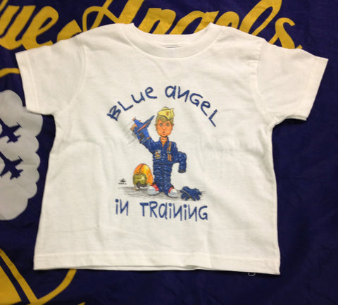 Blue Angels in Training Tee (Toddler)