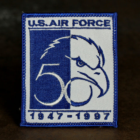 Air Force 50th Anniversary Patch