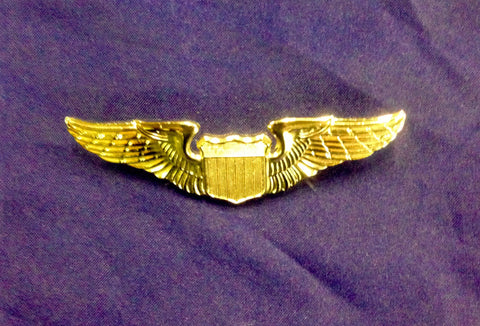Gold Naval Aviator's Wings