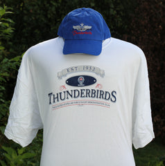 Thunderbird Adult Tee Shirt/Hat Combo