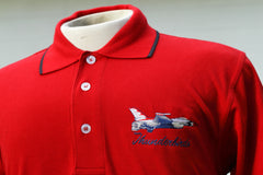 Thunderbird Solo Red Adult Polo