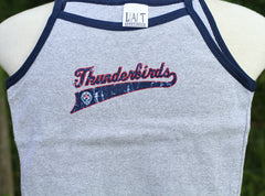 Thunderbird Gray Junior String Tee