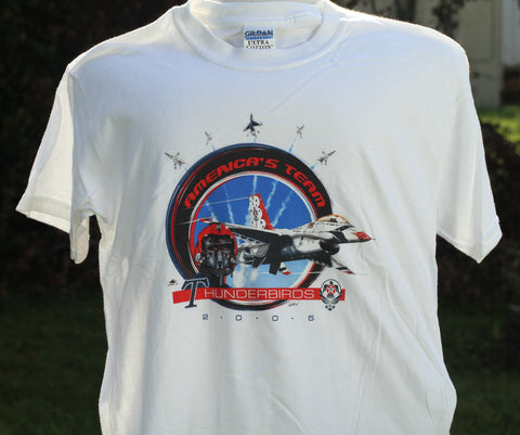 Thunderbird 2005 Youth Tee Shirt