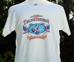 Thunderbird 2 Flag Youth Tee Shirt
