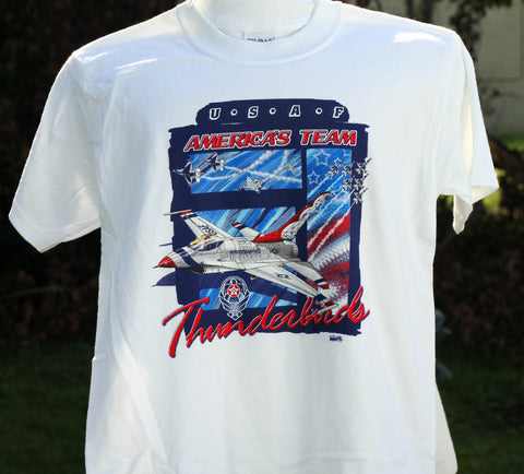 Thunderbird Collage Youth Tee Shirt