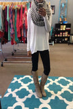 Piko-All You Need Top-Navy