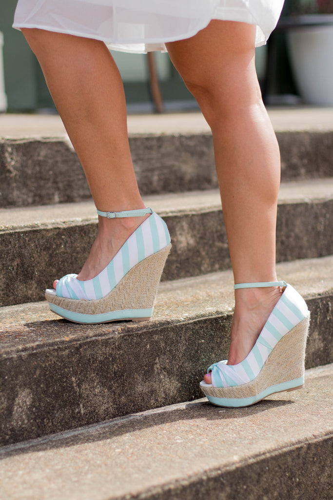 Minty Fresh Wedges