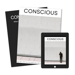 Conscious Membership + Print Subscription