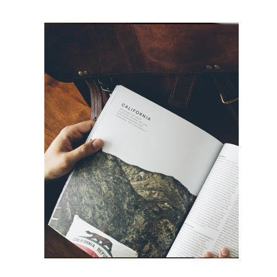 Issue 02: Los Angeles, Print