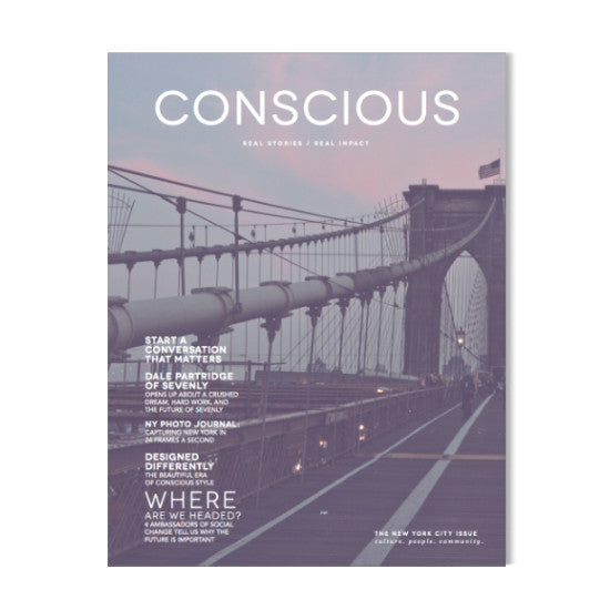 Issue 01: New York City, Print