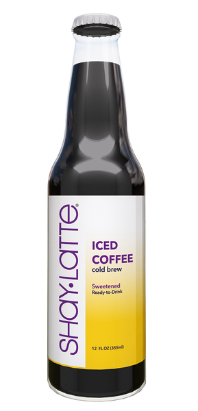 <strong>Cold Brew Coffee:</strong> <br> Sweetened