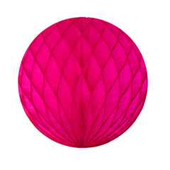 "12"" super pink honeycomb ball"