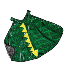 Reversible Dragon/ Knight Cape