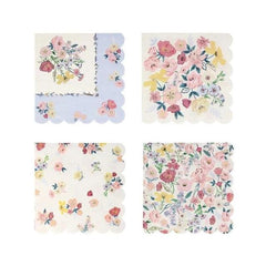 meri meri english garden napkins