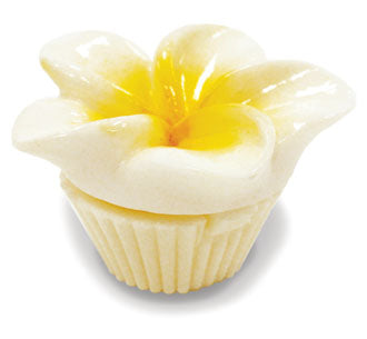 lip gloss white plumeria