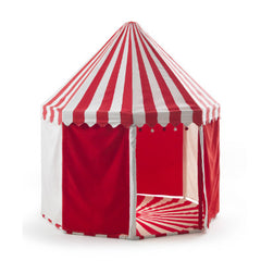 small circus play tent