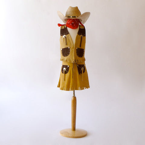 girls rodeo costume