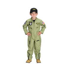 Fighter pilot Suit and cap