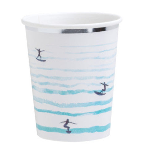 surf party cups