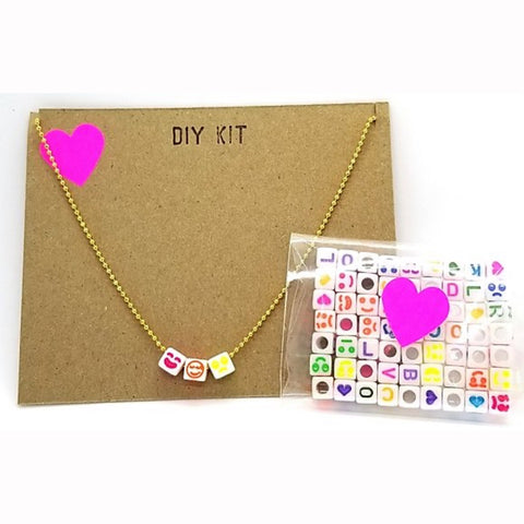 diy necklace kit
