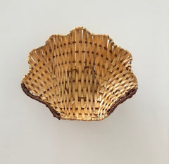 clam shell basket