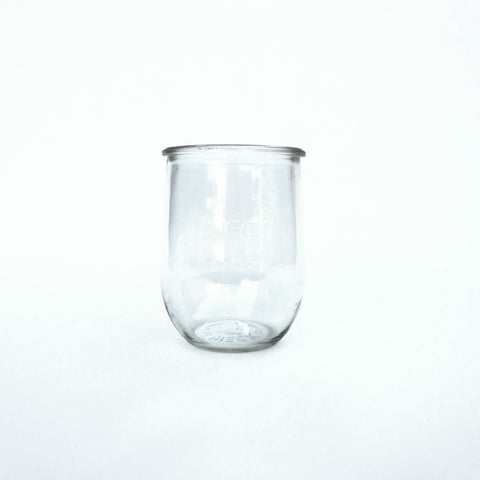 large wide weck jar