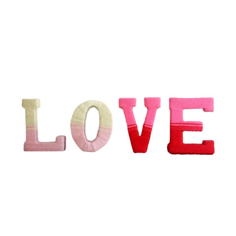 small love yarn sign