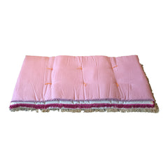 little hippie mattress - pink pattern