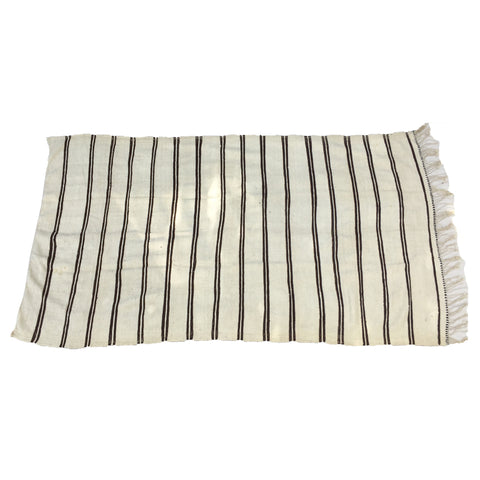 moroccan rug beige with stripes