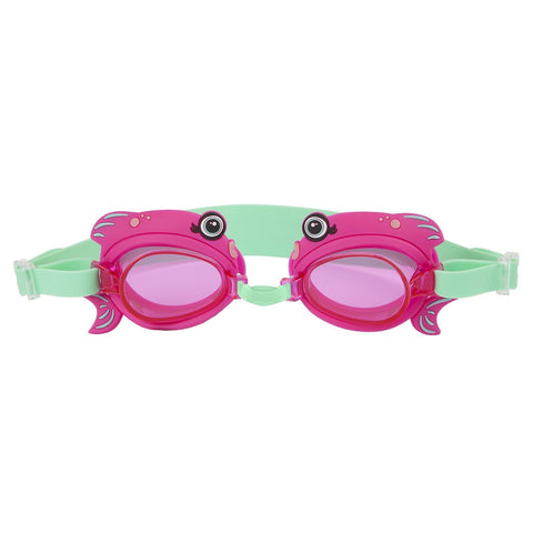 fish swimming goggles