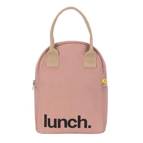 lunch bag pink