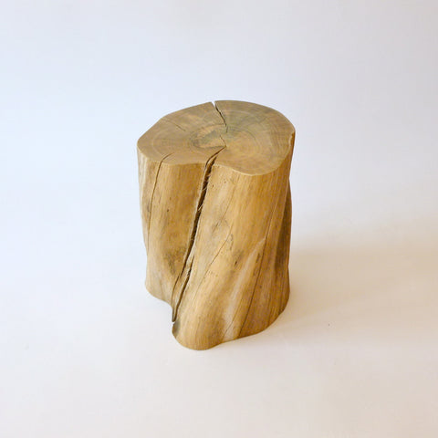 wood stump