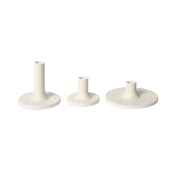 ceramic taper candle holders