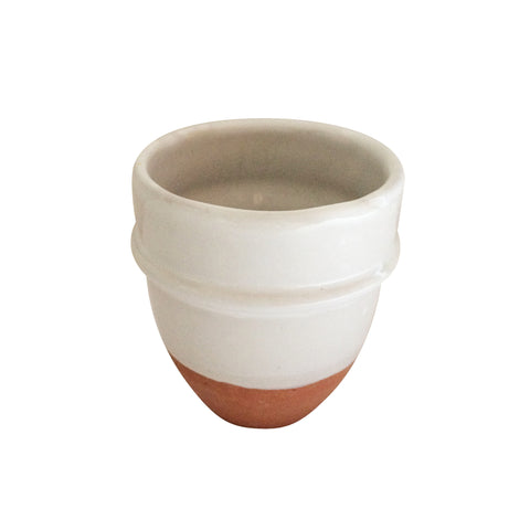 moroccan ceramic tea cup - small