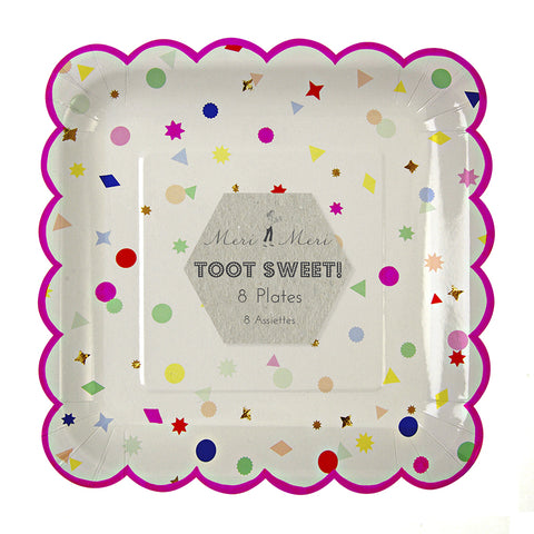 toot sweet charms large plates