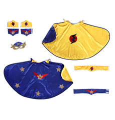 Reversible Super hero set
