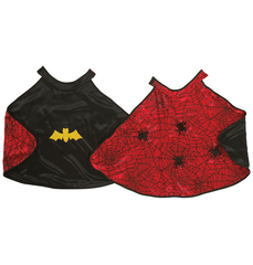 Reversible Spider / Bat Cape