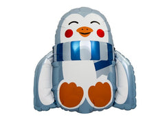 penguin mylar balloon - 14 inches
