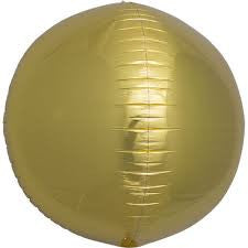 extra large sphere mylar balloon