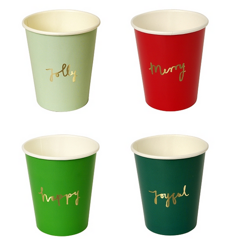 jolly merry cups