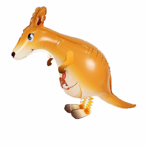 kangaroo walking balloon