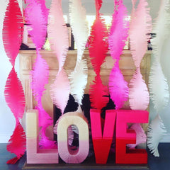 love yarn sign