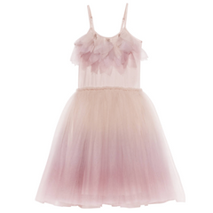 mysterious wings tutu dress