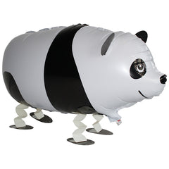 panda walking balloon