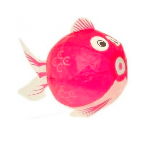 fish paper balloon