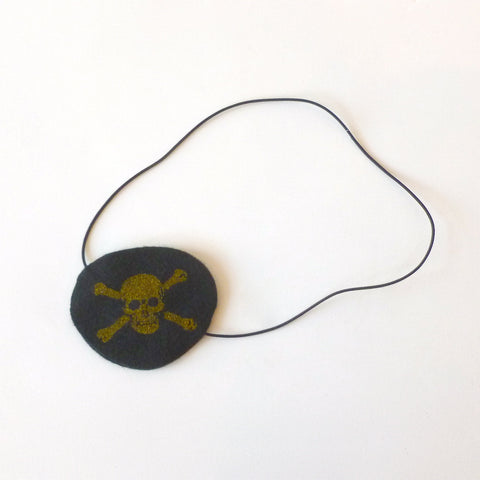 pirate patch fabric